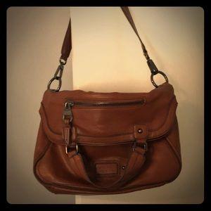EUC Nine West brown shoulder bag.